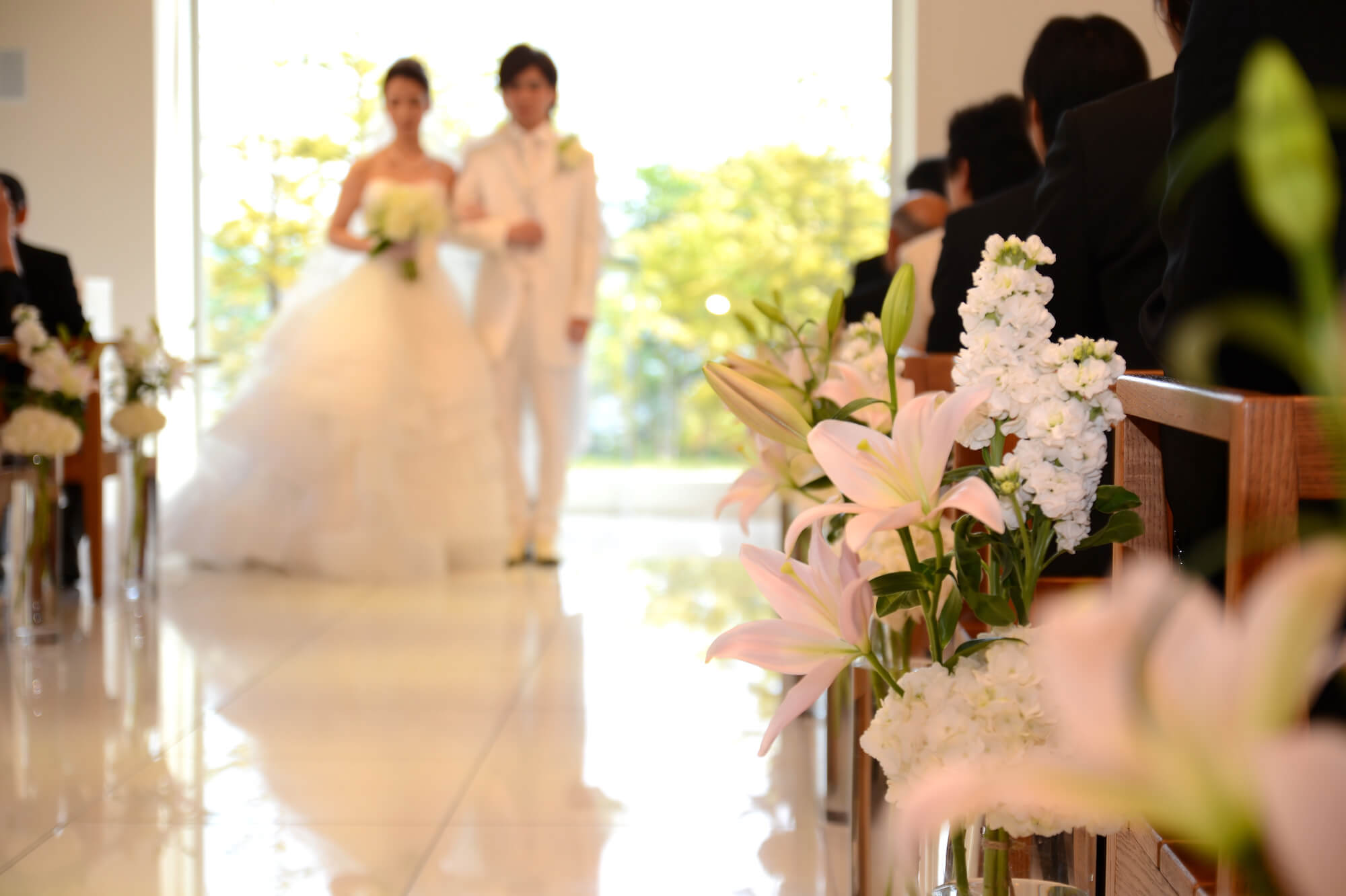結婚式親族の場合はどんな服装?