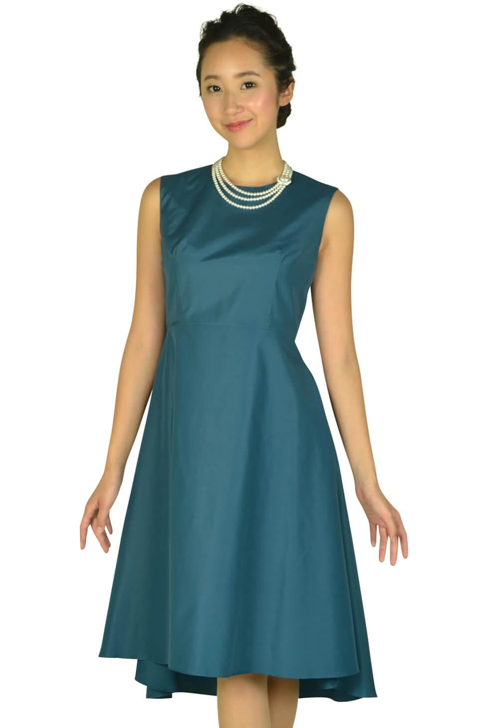 ダリアンスケリー (Dalliance Kelly)フィッシュテールスカートグリーンドレス