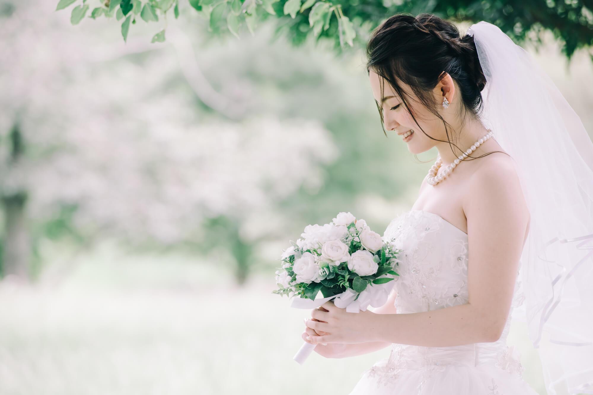 お孫さんの結婚式