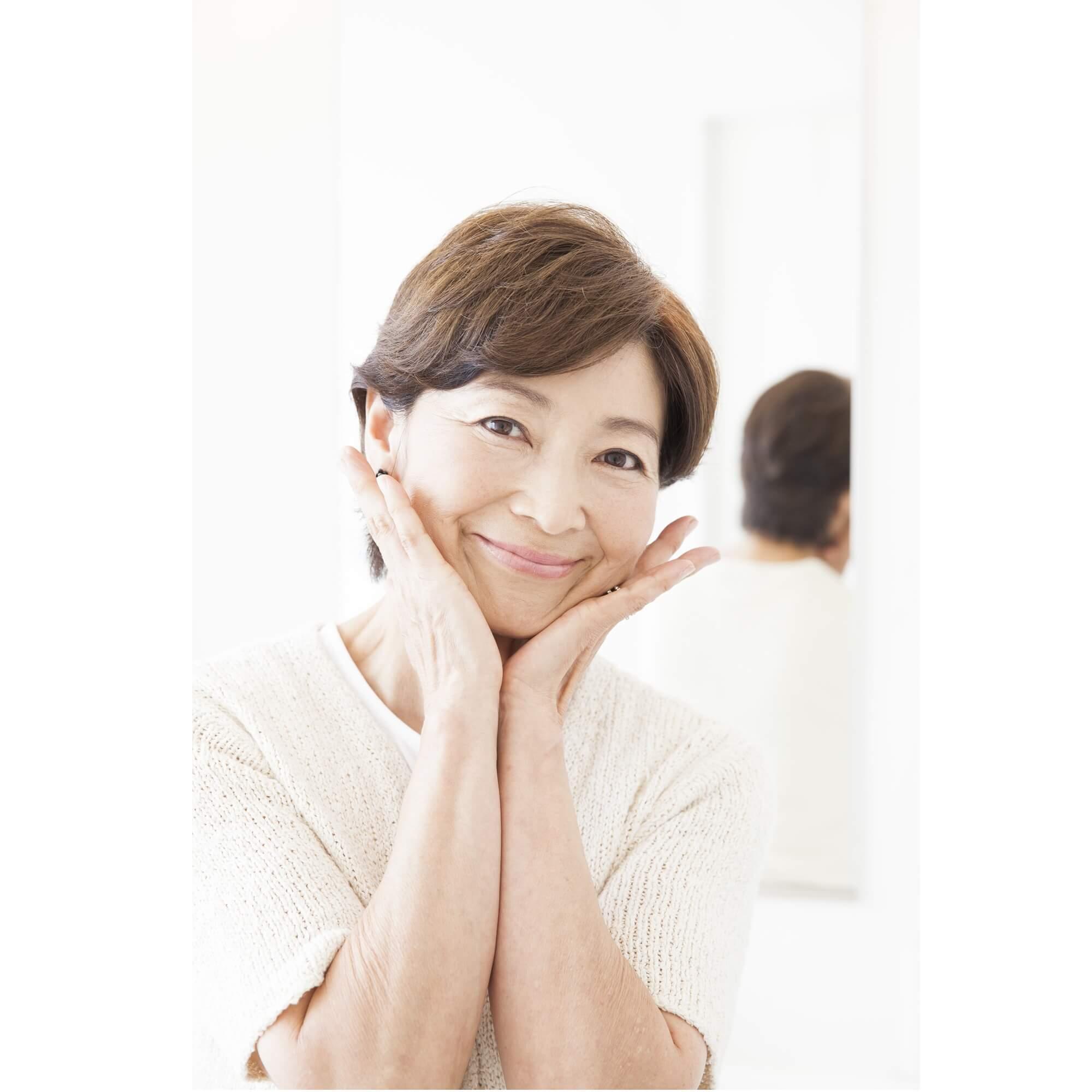 【60代おすすめヘアスタイル】ショートヘア
