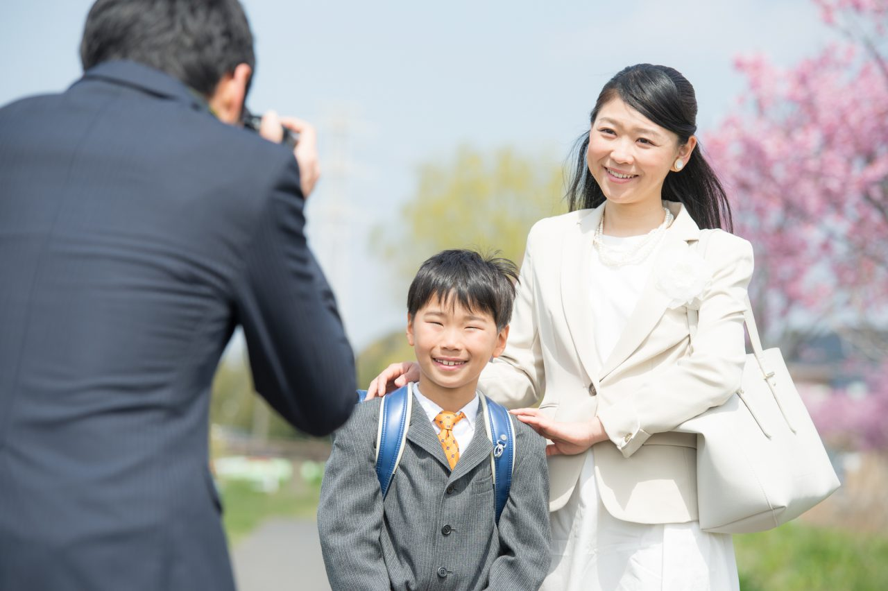 【入学式】ママのスーツはお洒落に賢くレンタルが人気急上昇中なんです!