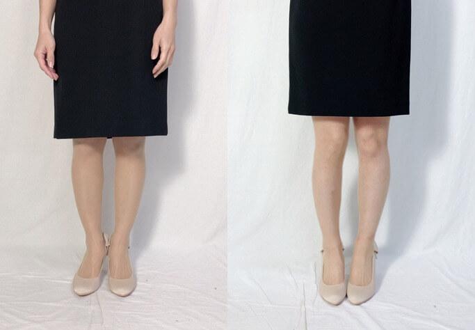 ドレス着用画像3
