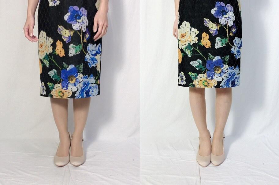 ドレス着用画像4