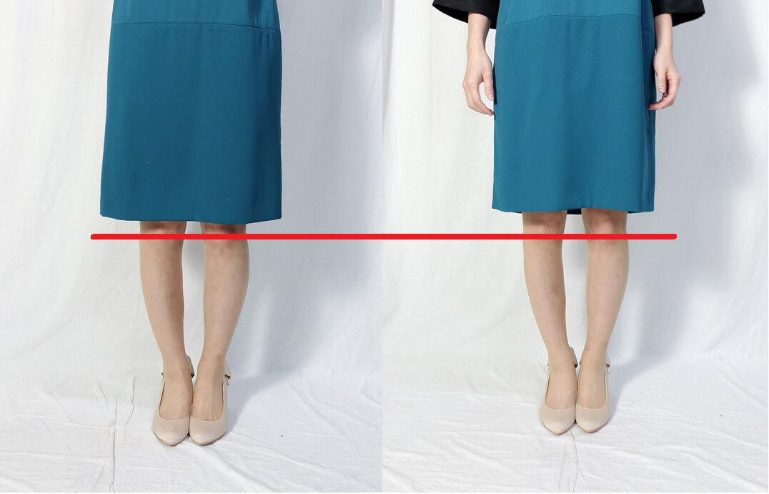 ドレス着用画像6