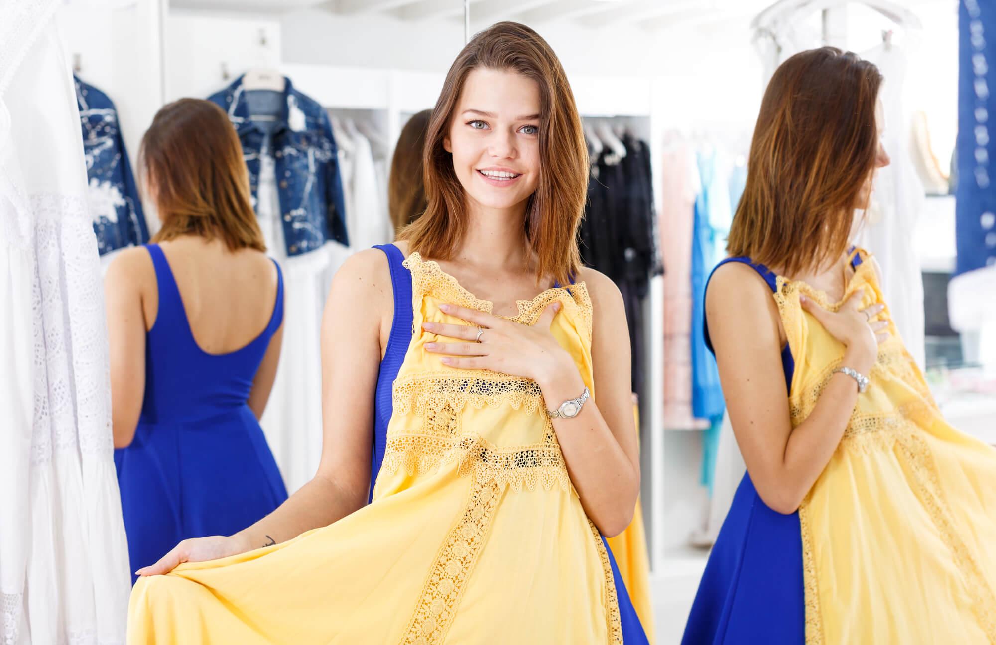 小さくても綺麗に着られるレンタルドレスをご紹介