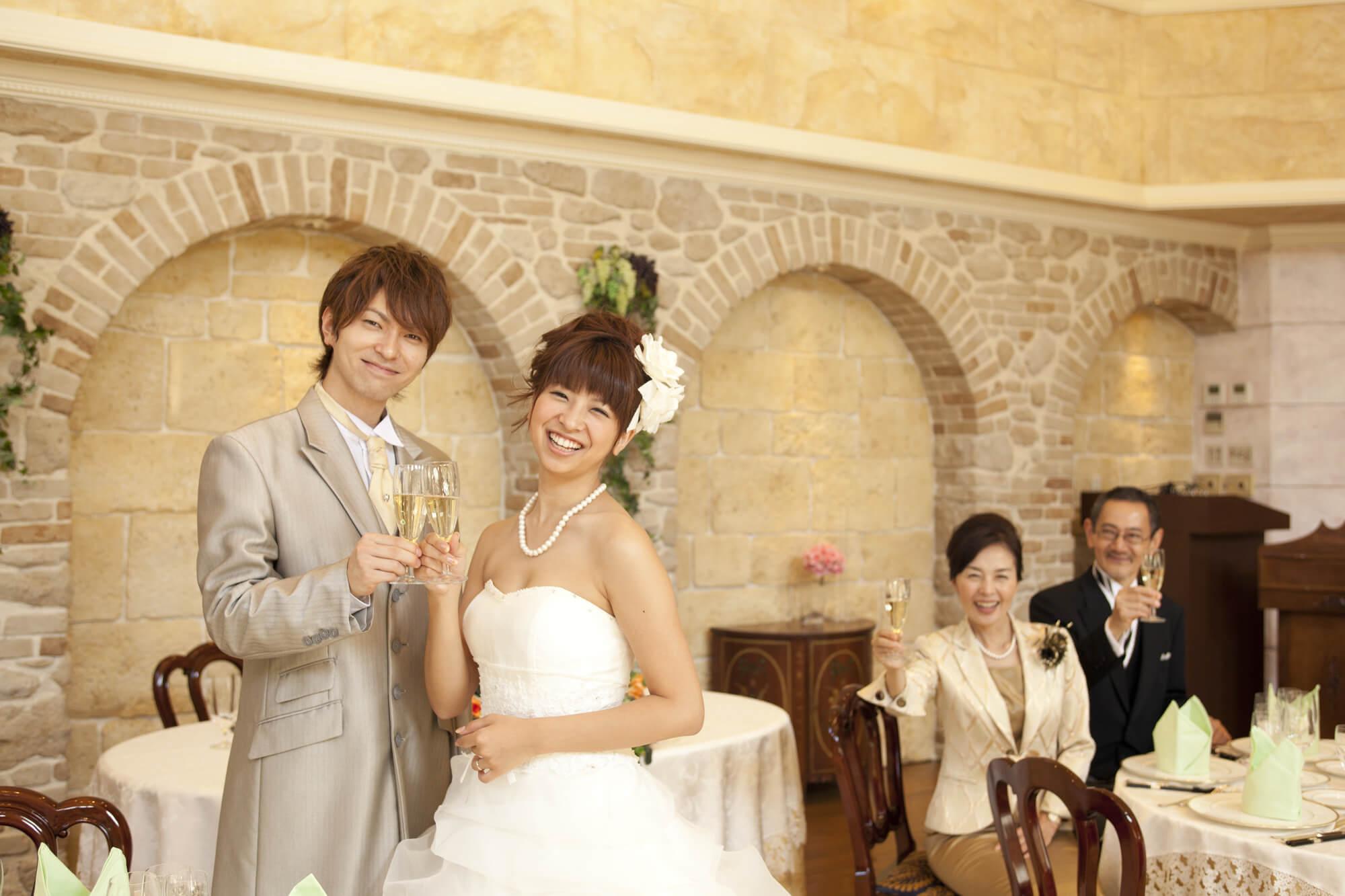 甥&姪の結婚式参列ならレンタルドレス