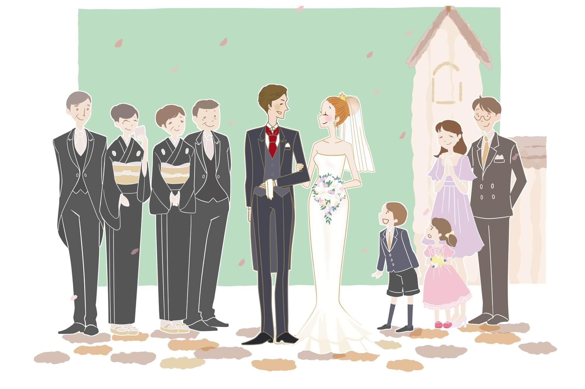ご親族の結婚式服装マナー&ふさわしいレンタルドレス集