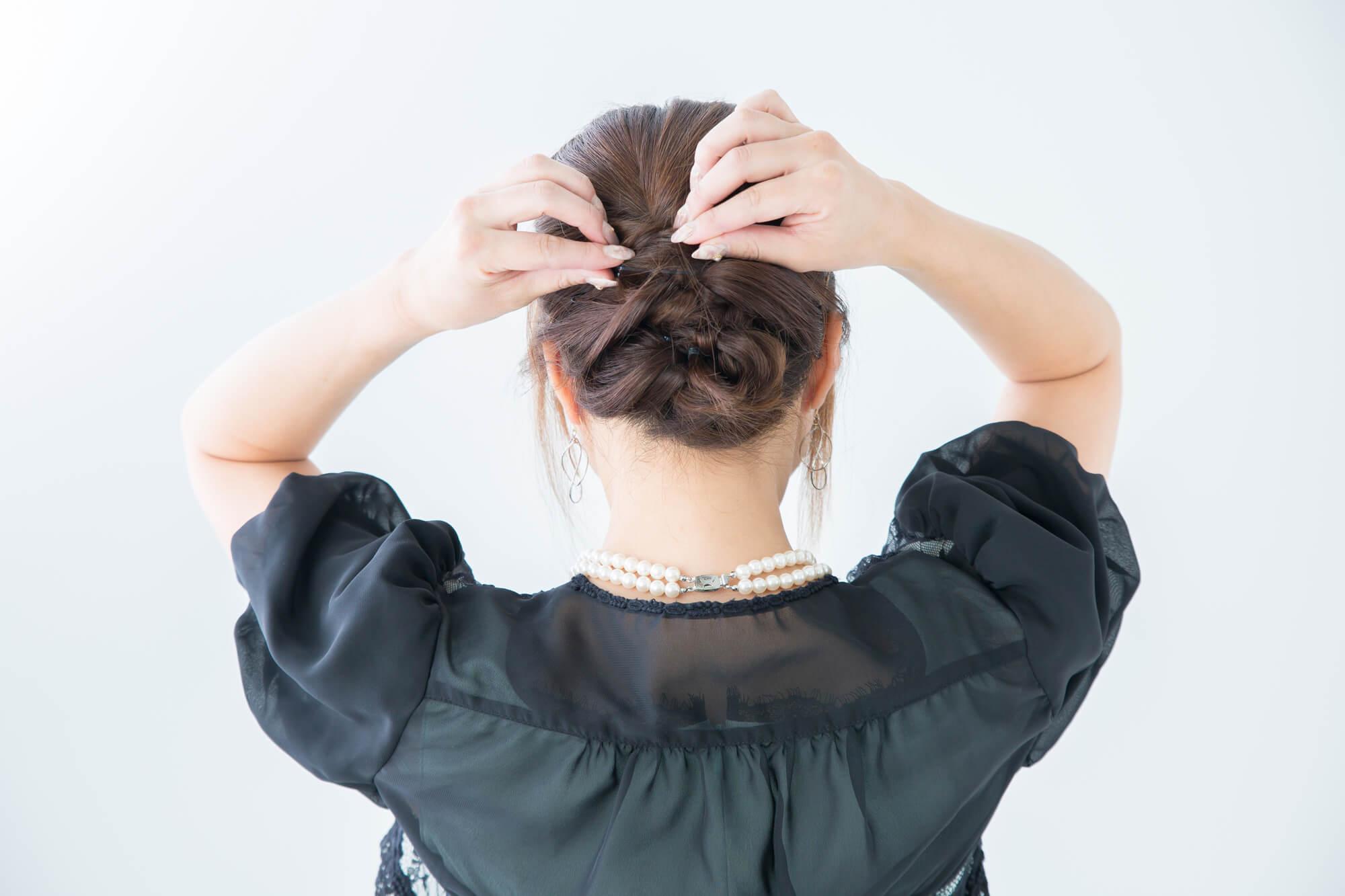 大人としての髪型マナー